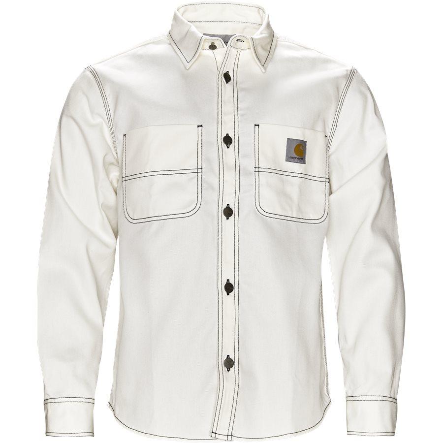 CHALK SHIRT I025939 - Chalk Shirt - Skjorter - Regular - WAX RIGID - 1